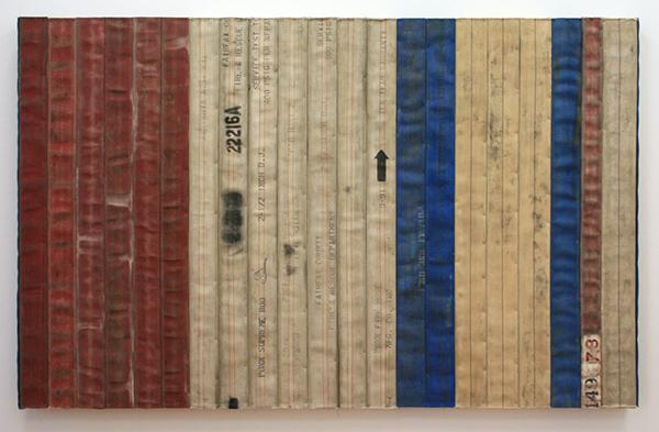 Theaster Gates - Service Test - Brandslangen op frame