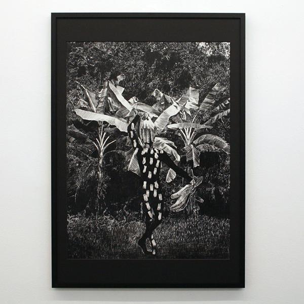 Thijs Zweers - Slave of the Dreamer - 80x60cm Grafiet op papier