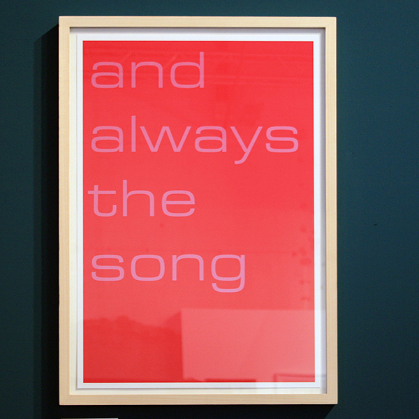 Tim Ayres - And Always the Song