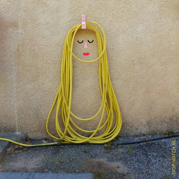 Tineke Meirink - Fille - 20x20cm Digitaal, 2015