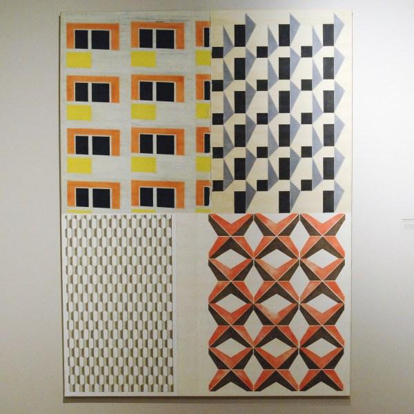 Ton Kraayeveld - Multi Pattern Painting - Olieverf op doek, 2007