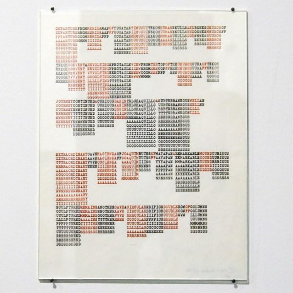 Tschudi Galerie - Carl Andre