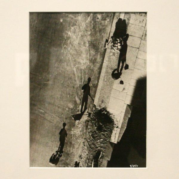UMBO - Unheimliche Strasse II - Gelatinezilverdruk 1928