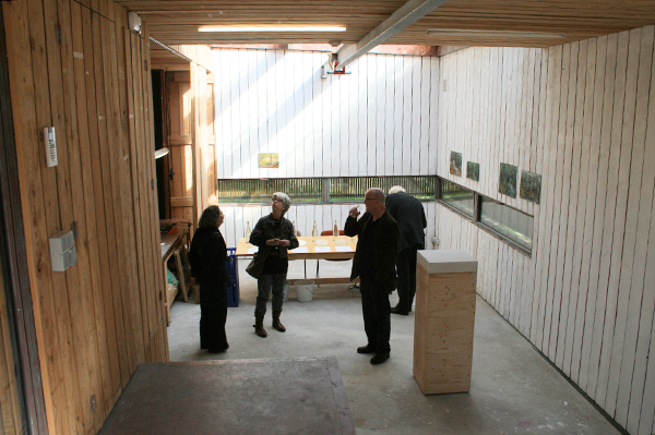 Van Goghhuis atelier