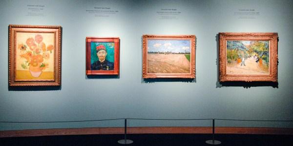 Vincent van Gogh Overzicht