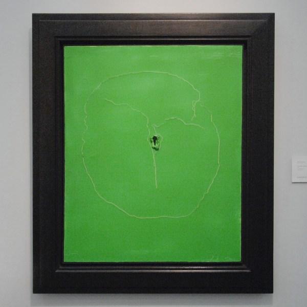 Von Vertes Galerie - Lucio Fontana