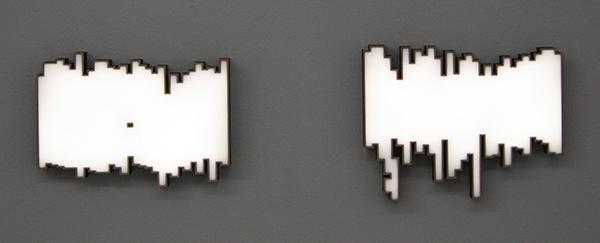 Willem Besselink - Slapen, waken, September & Oktober - 20x30cm LED-Lichtboxen