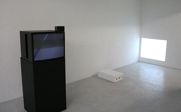 Wojciech Bakowski - The Exposition of Problems - 10,44minuten DVD & Entopic Screening - 8,40minuten DVD