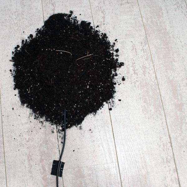 Zeno van den Broek - In Situ - Speakers, aarde, 8minuten audioloop