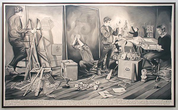 Zink Galerie - Rinus van de Velde