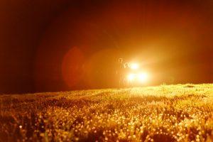 LOST TRACK Reiseblog Toyota Land Cruiser HZJ 78 Lichtstimmung