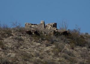 Fortress in Hembrillo Basin