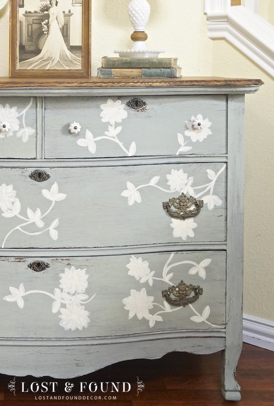 5 tips for hand-paiting designs on furniture