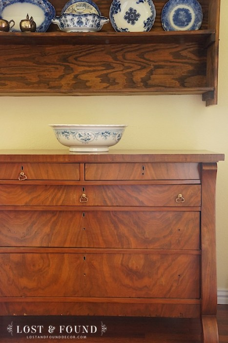 However  in the world of furniture restoration and makeovers  you have to  work with what you have  Someone long before me had not taken very good  care of. A Stunning Ash Dresser   Furniture Makeover     Lost   Found