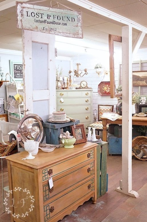 Can you really make money selling at an antique mall