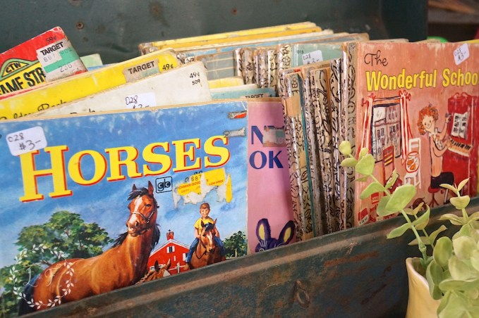 Antiques The Story Behind the Stuff golden books