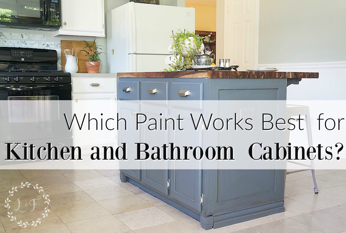 used kitchen cabinets dallas tx chalkboard ideas for which is it best paint use bath