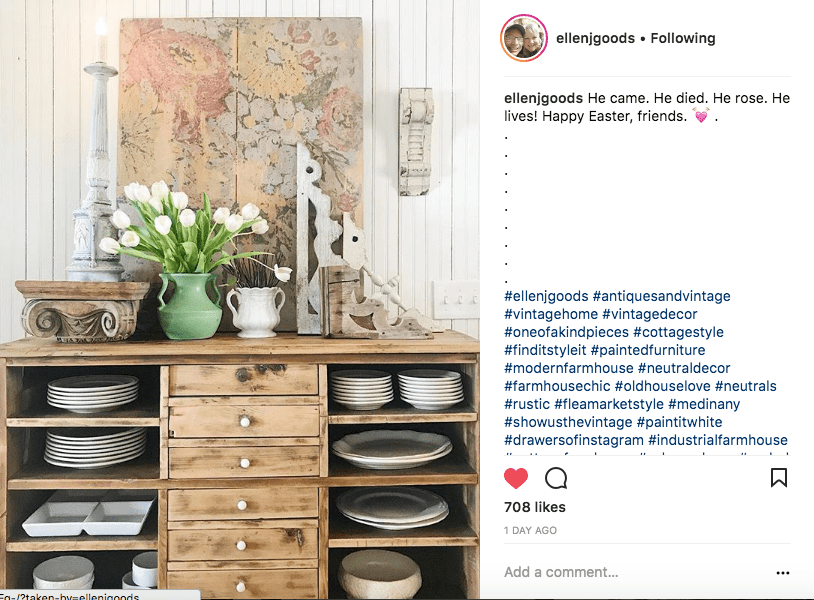 5 instagram accounts to follow if you love vintage for Best home decor accounts on instagram