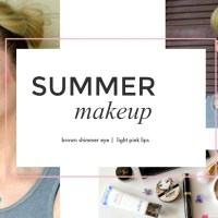 Makeup #6 - sanfter Sommer Look