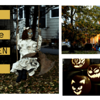 Leben in den USA - Halloween 2018 in Kentucky
