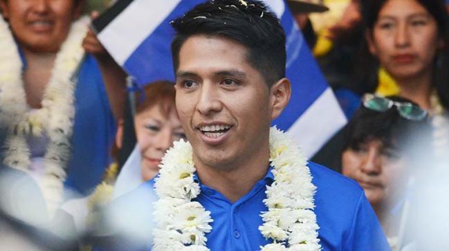 Bolivia, Andrónico Rodríguez, jóven líder del MAS