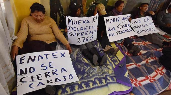 Resultado de imagen para bolivia enatex