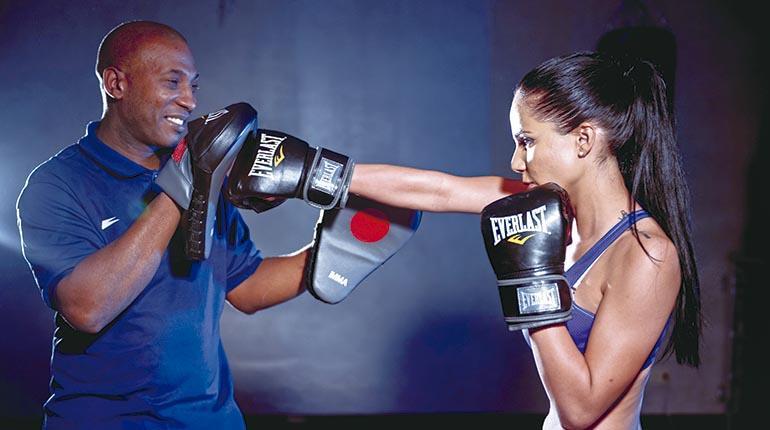 Resultado de imagen para entrenamiento boxeo