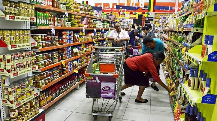 Supermercado en Bolivia - Foto: Los Tiempos