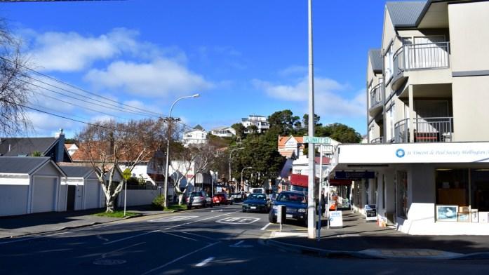 Kelburn_Wellington Where to live in Wellington