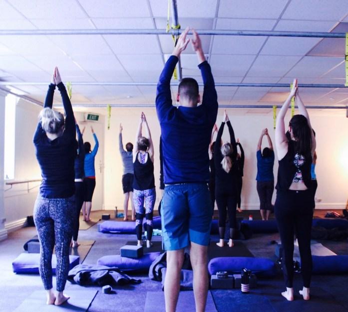 Elina Yoga Wellington