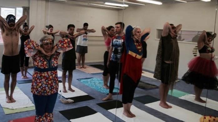 Yoga for the People Wellington