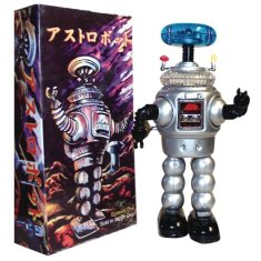 B-9 Robot Tin Windup Toy
