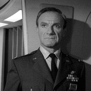 Jonathan Harris as Colonel Zachary Smith