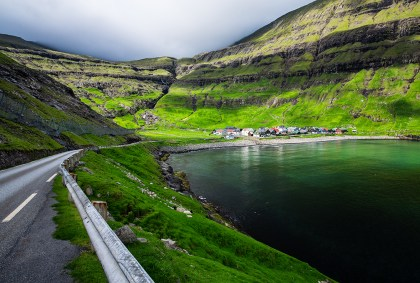 Tjornuvik, faroe islands