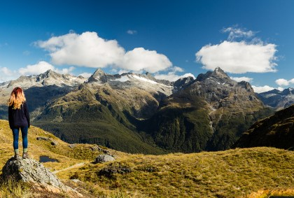 routeburn track harris saddle