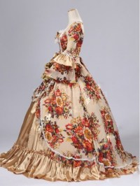 Historical 18th Century Marie Antoinette Inspired Rococo ...