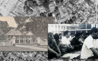 Idul Fitri Tanah Abang Bukit 1970s