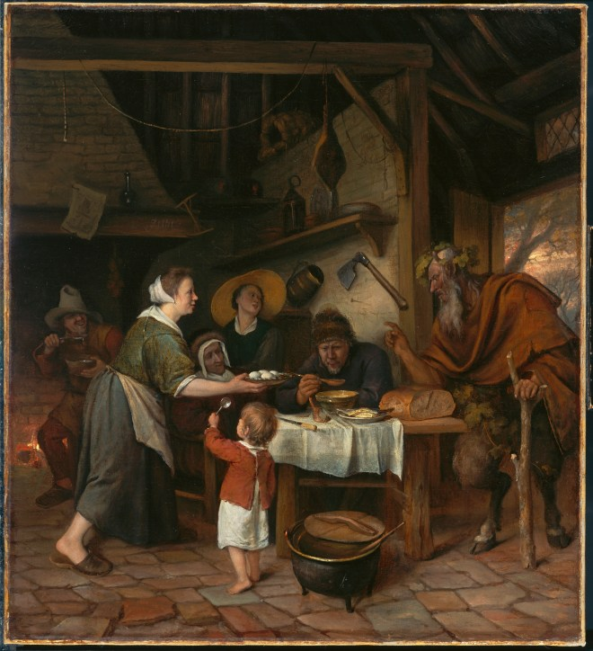 The life of villagers and serfs during medieval times for 17th century french cuisine