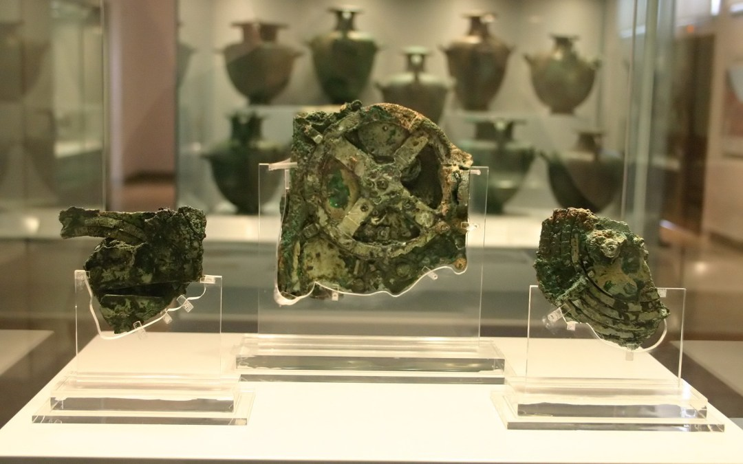 Wednesday Writing Hook #11 The Antikythera Mechanism