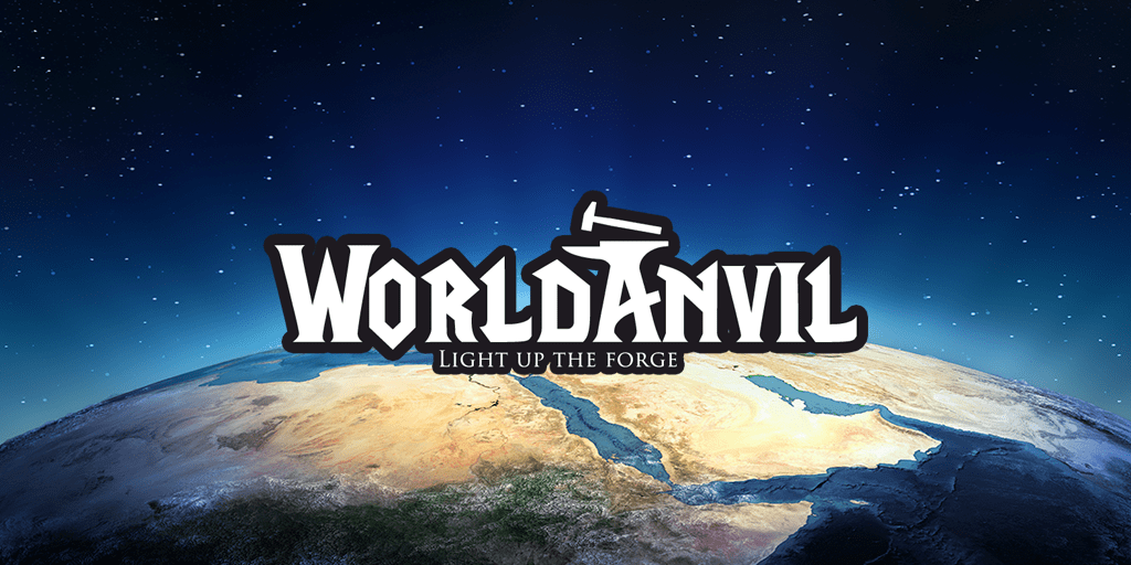 Worldbuilding with World Anvil