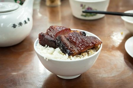 Photo: Char Siu (Cantonese roast/BBQ pork)
