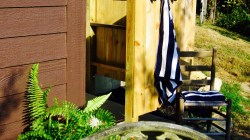The Outdoor Shower – aka, Redneck Riviera