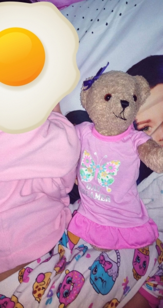 Body And Eyes Feet Yellow Teddy Arms Brown And Knickerbockers Ears Red Stomach