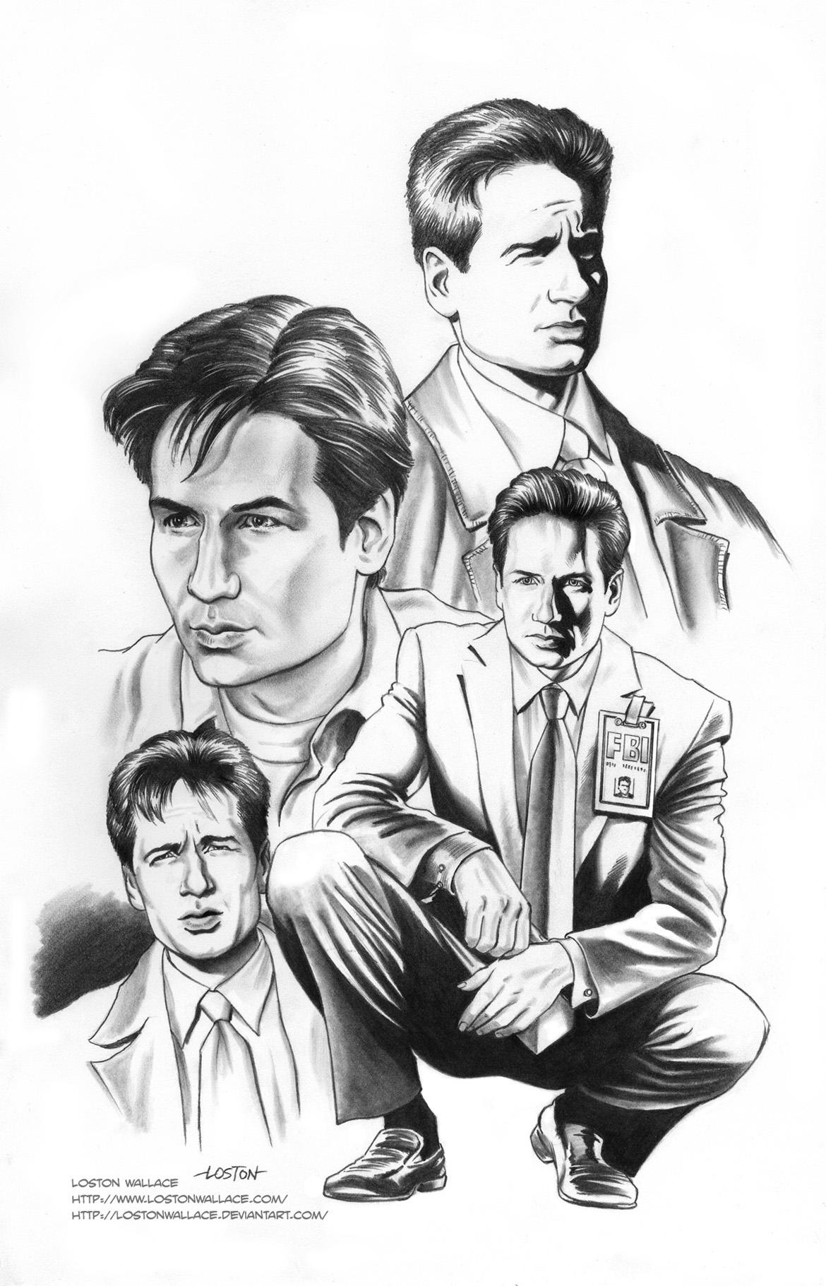 Mulder Lostonwallace