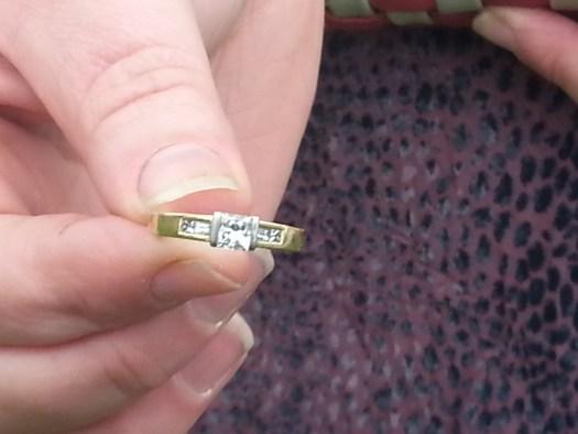 Shiara's ring