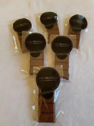 Milk Chocolate Amaretto Truffle Bar