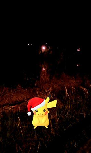 「Pokémon GO」での撮影。