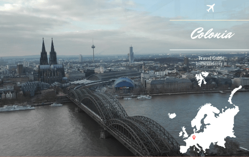 Colonia, guida di viaggio, itinerario, travel guide, Cologne, Germania, Germany