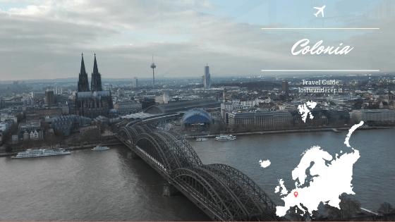 Colonia, guida di viaggio, itinerario, travel guide, Cologne, Germania, Germany