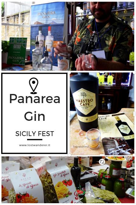 sicily fest, panarea gin, bacco, maestro cafe, pegasus